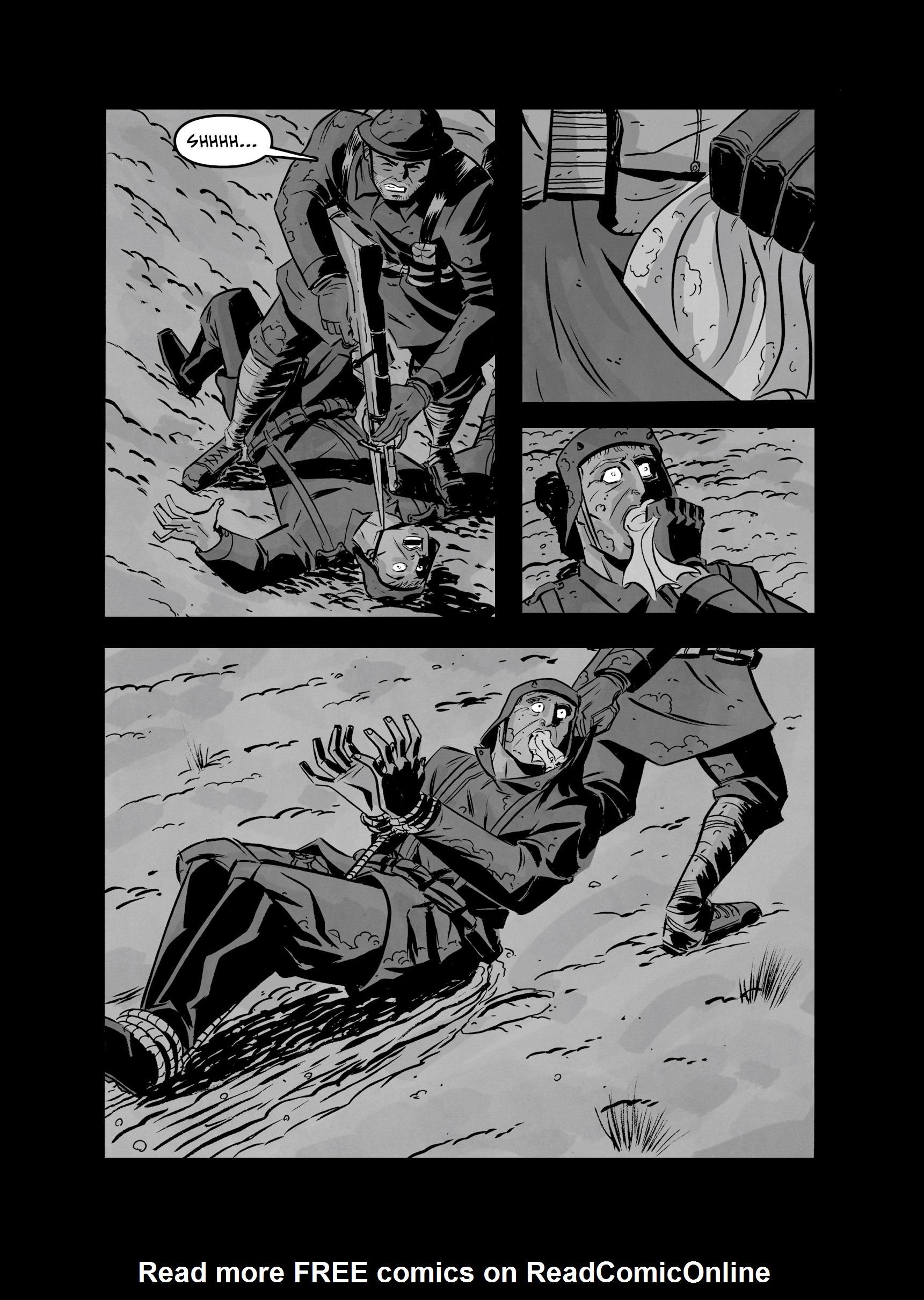 Read online FUBAR comic -  Issue #3 - 229