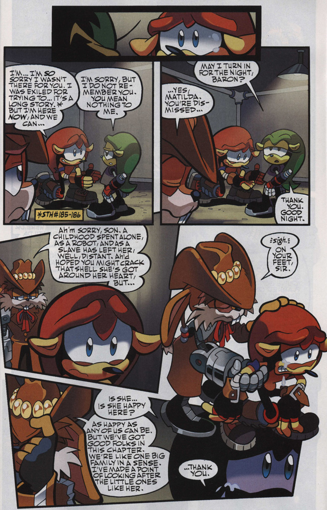 Read online Sonic Universe comic -  Issue #48 - 27
