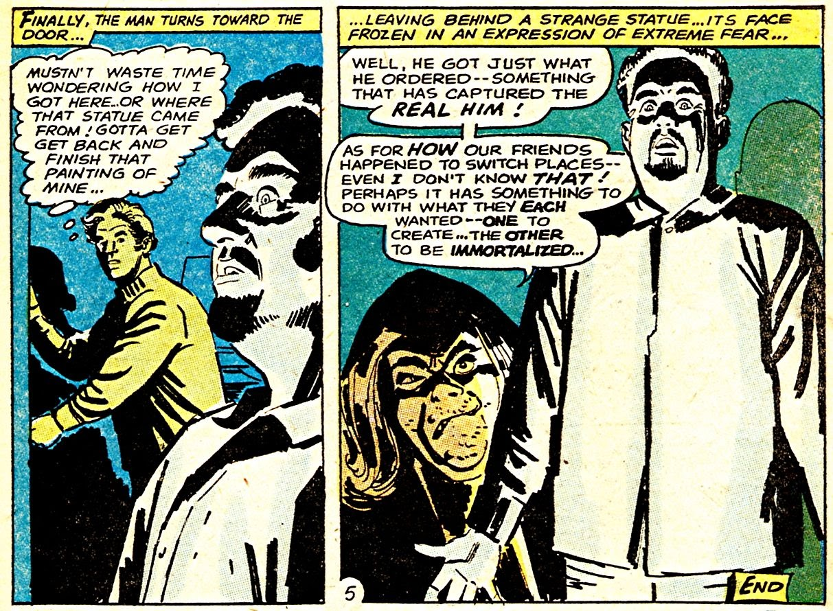 The Witching Hour (1969) issue 7 - Page 17