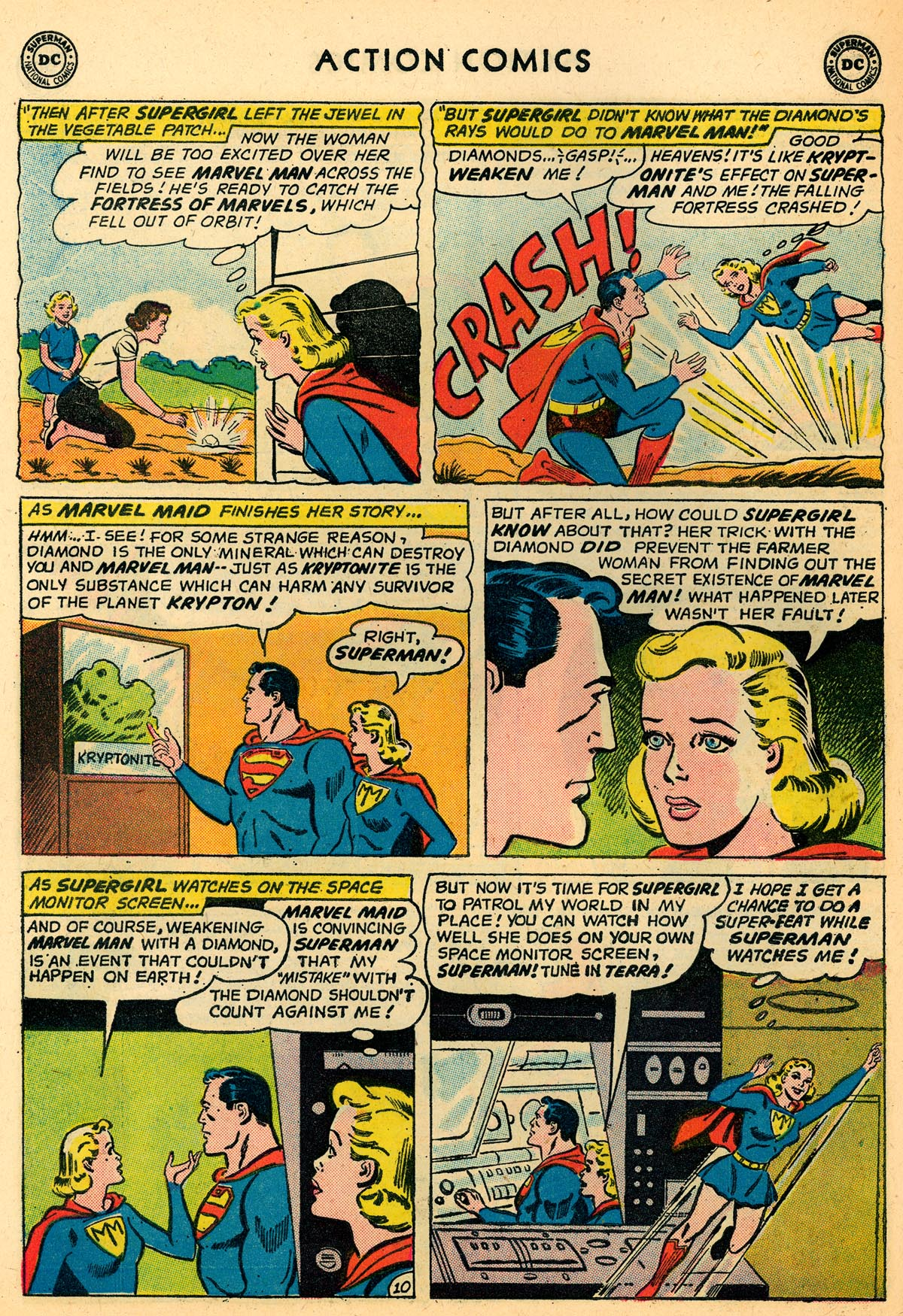 Read online Action Comics (1938) comic -  Issue #273 - 26