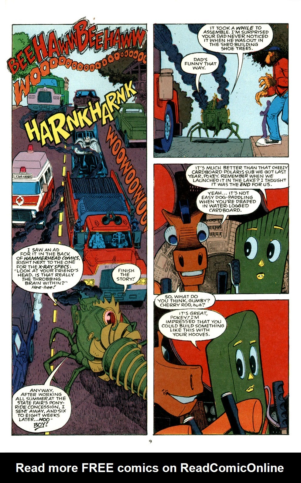 Gumby's Winter Fun Special issue Full - Page 11