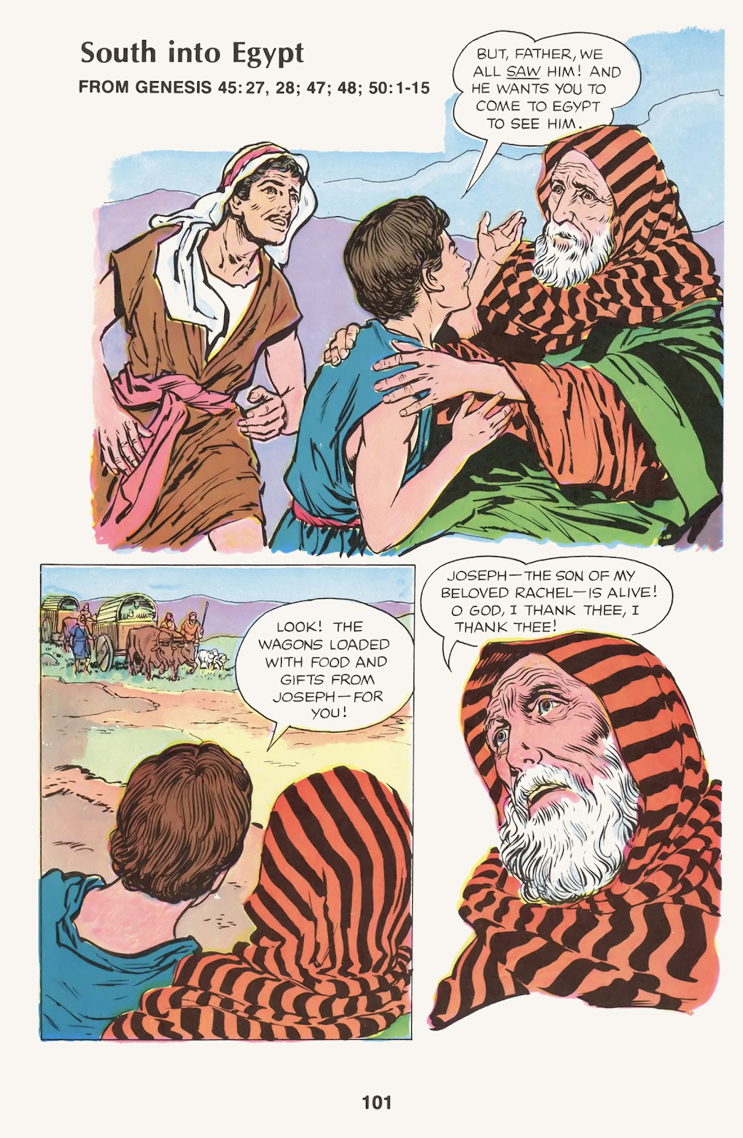 The Picture Bible issue TPB (Part 2) - Page 4