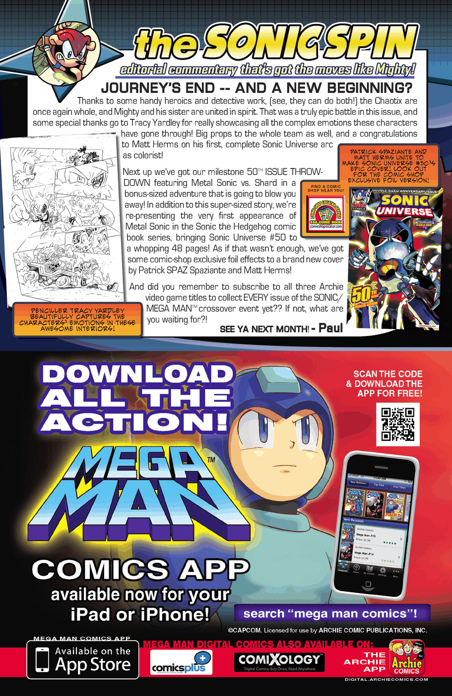 Read online Sonic Universe comic -  Issue #49 - 23