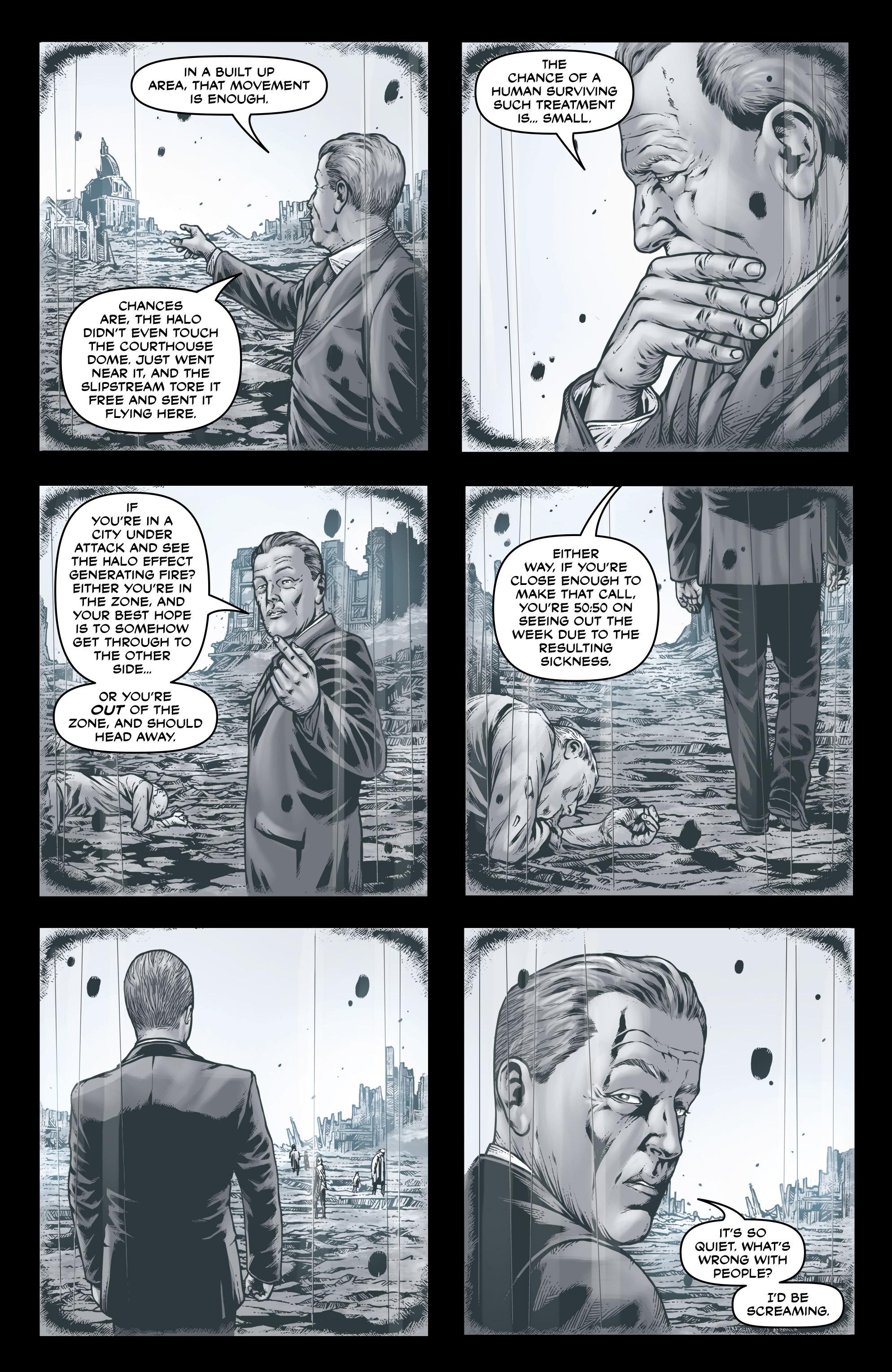 Read online Uber: Invasion comic -  Issue #2 - 9