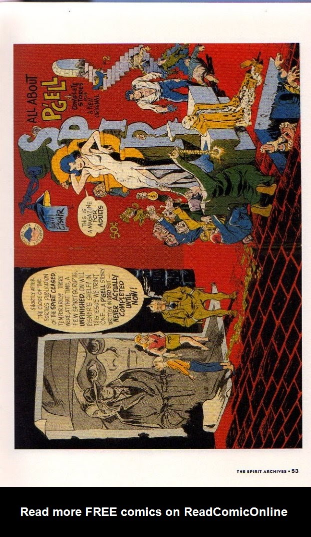 Read online Will Eisner's The Spirit Archives comic -  Issue # TPB 26 (Part 1) - 60
