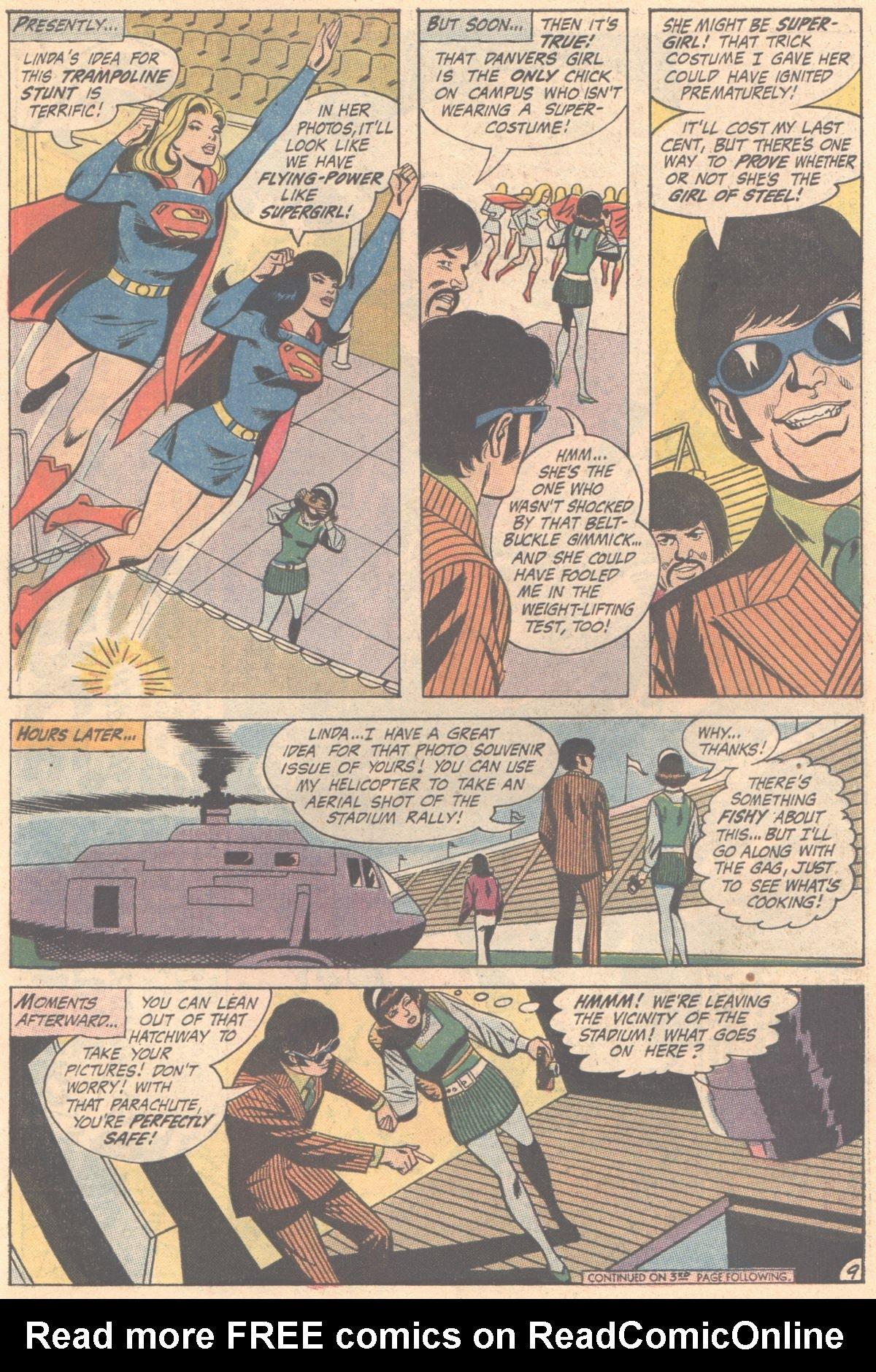 Read online Adventure Comics (1938) comic -  Issue #392 - 27