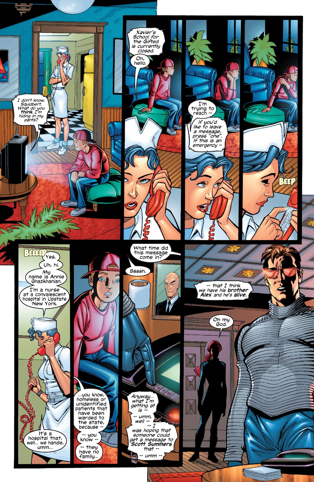 Read online X-Men: Unstoppable comic -  Issue # TPB (Part 1) - 47