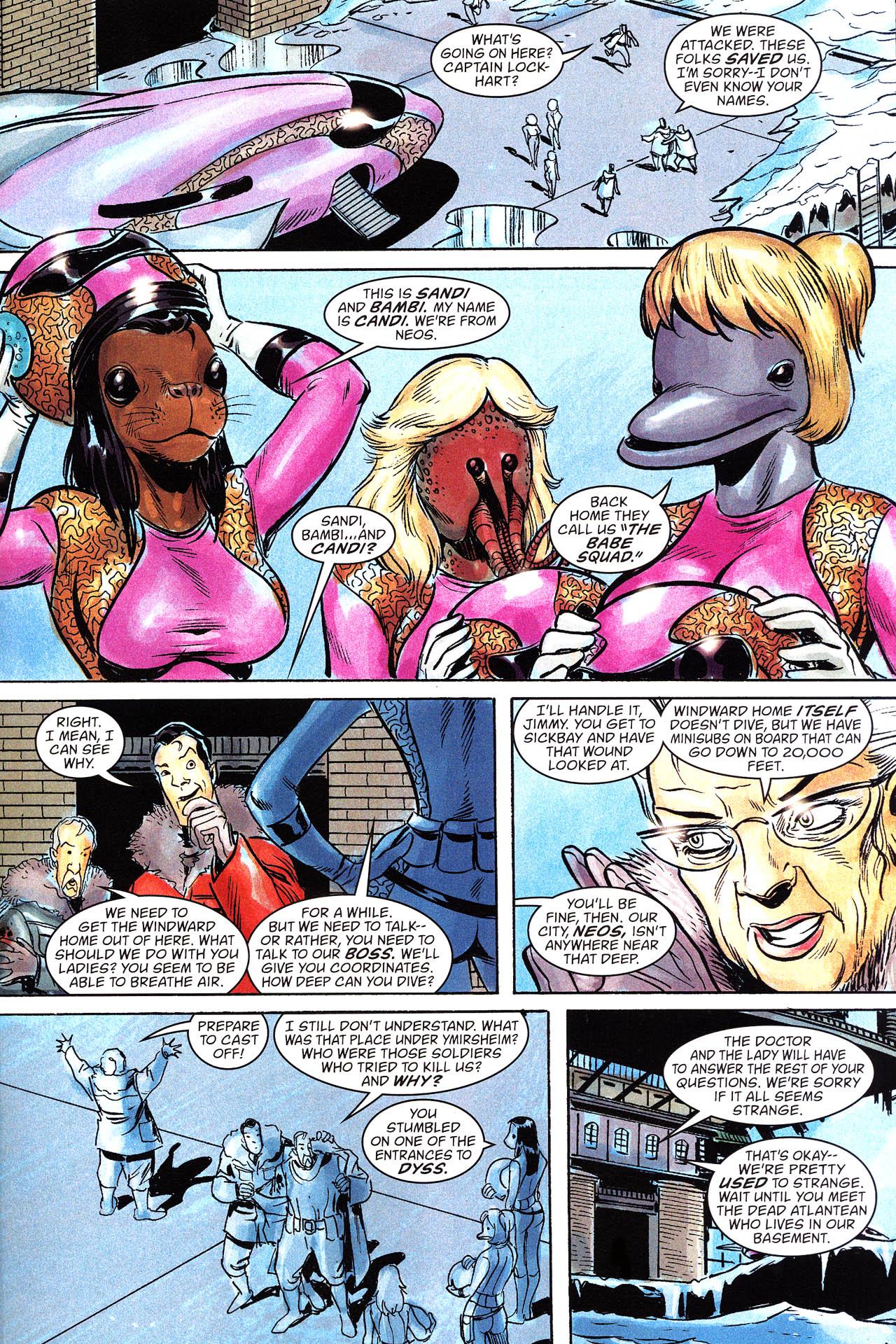 Read online Aquaman: Sword of Atlantis comic -  Issue #52 - 20