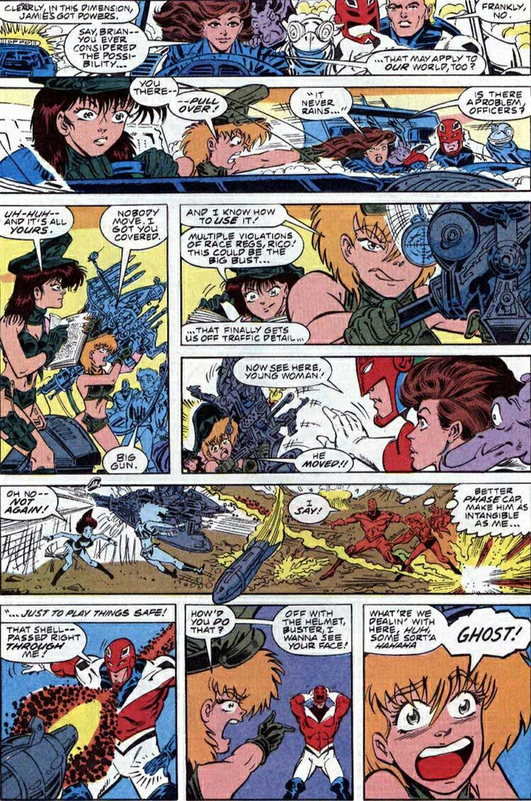 Excalibur (1988) issue 18 - Page 13