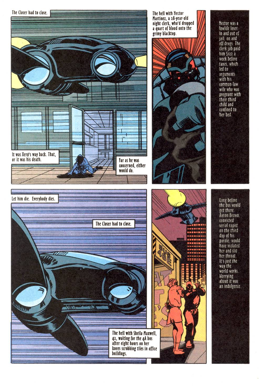 Read online Xero comic -  Issue #11 - 23