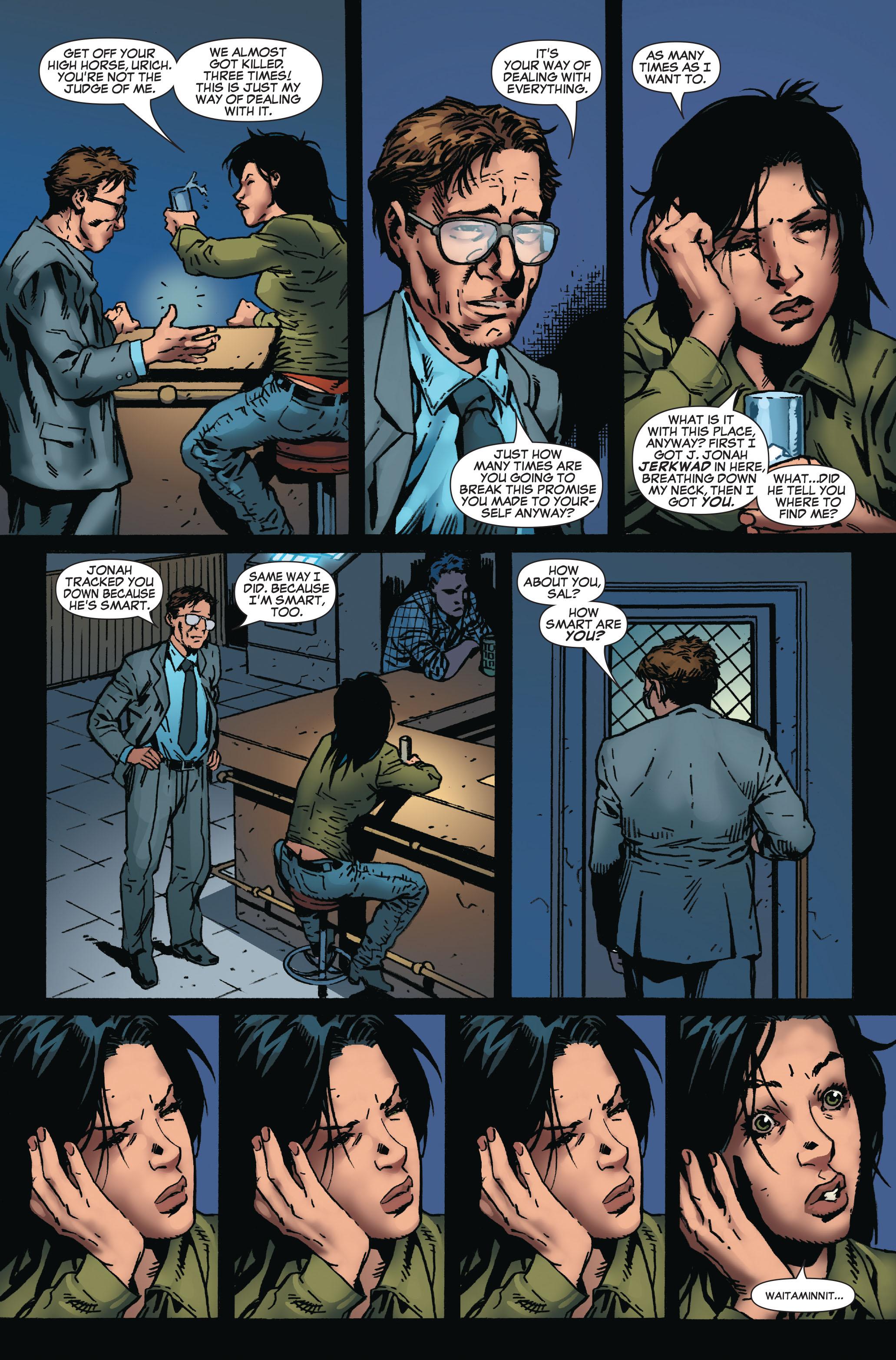 Read online World War Hulk: Front Line comic -  Issue #6 - 19