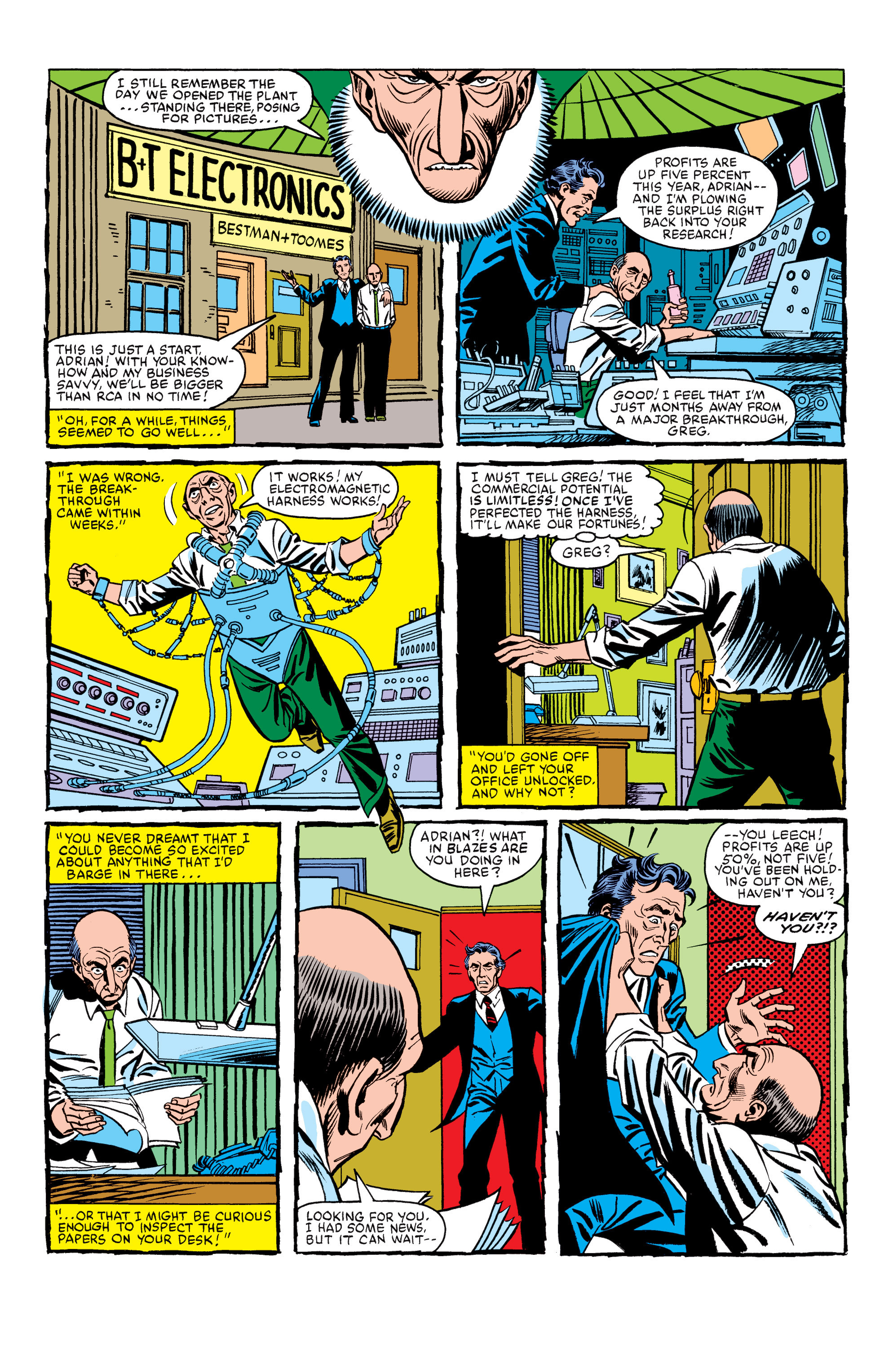 The Amazing Spider-Man (1963) 241 Page 12