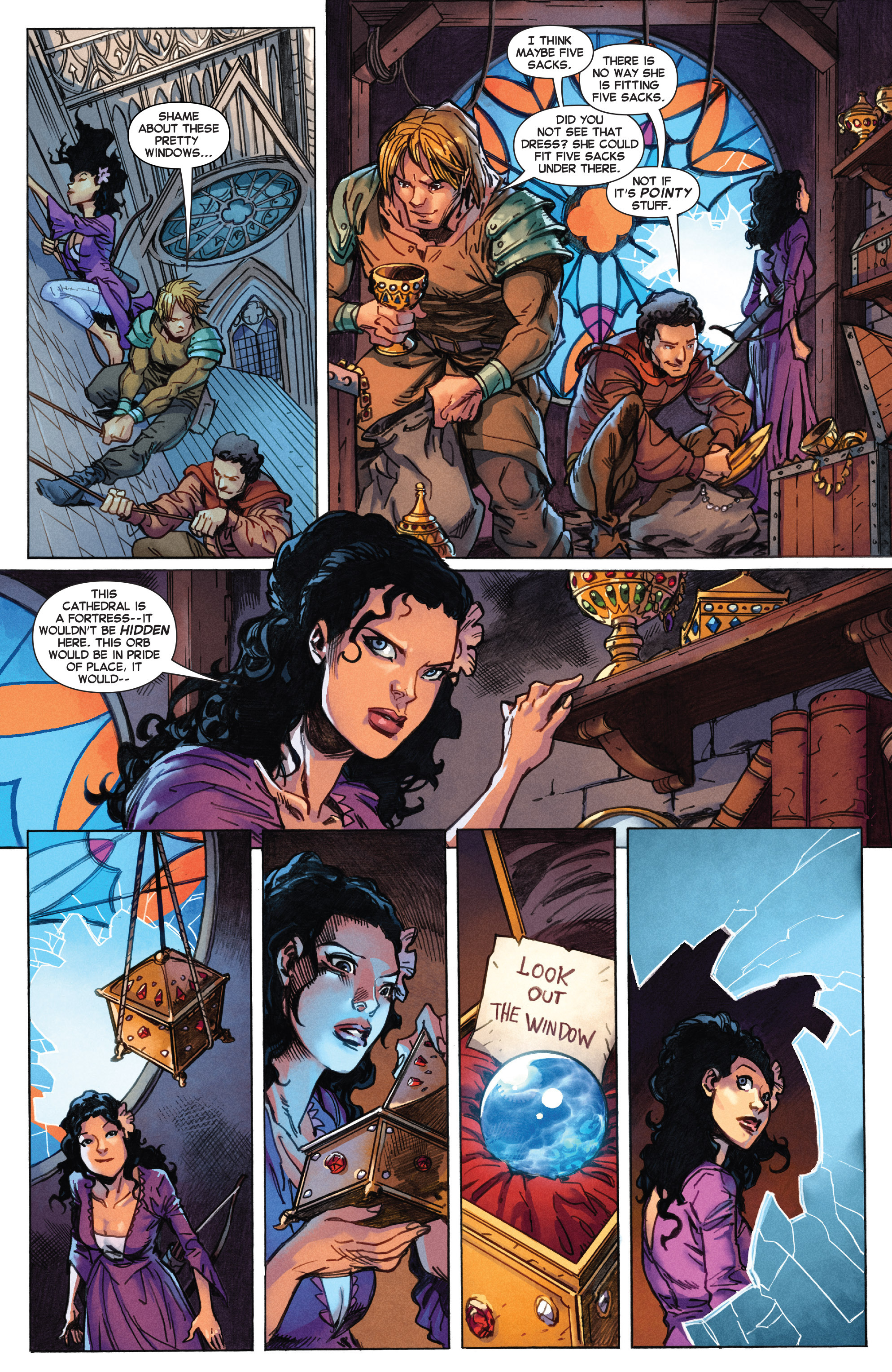 Read online Secret Wars Journal/Battleworld comic -  Issue # TPB - 10