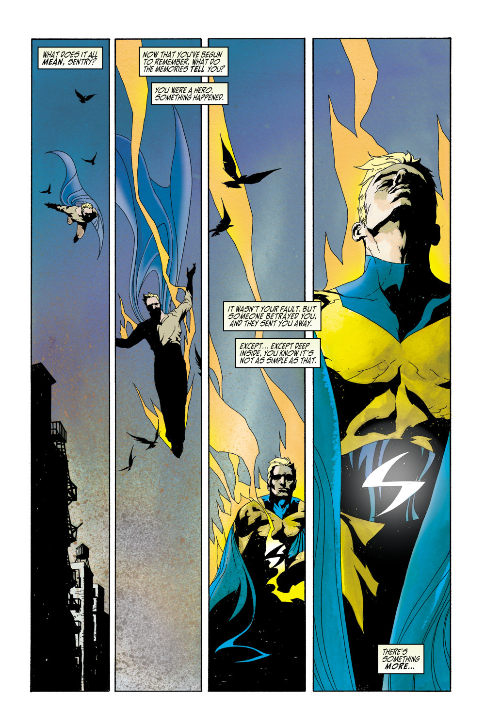 Read online Sentry (2000) comic -  Issue #4 - 21