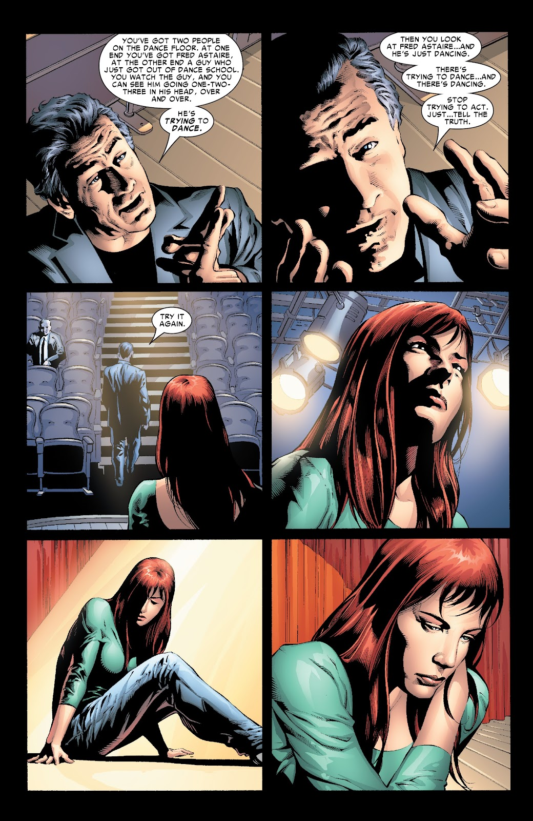 The Amazing Spider-Man by JMS Ultimate Collection issue TPB 3 (Part 2) - Page 42