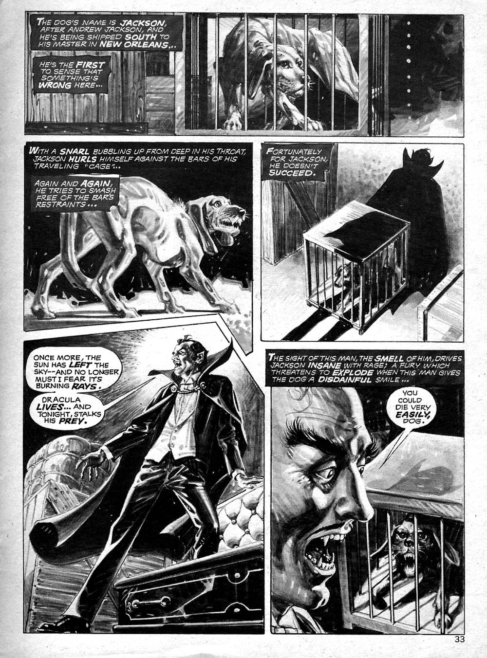 Dracula Lives issue 9 - Page 30