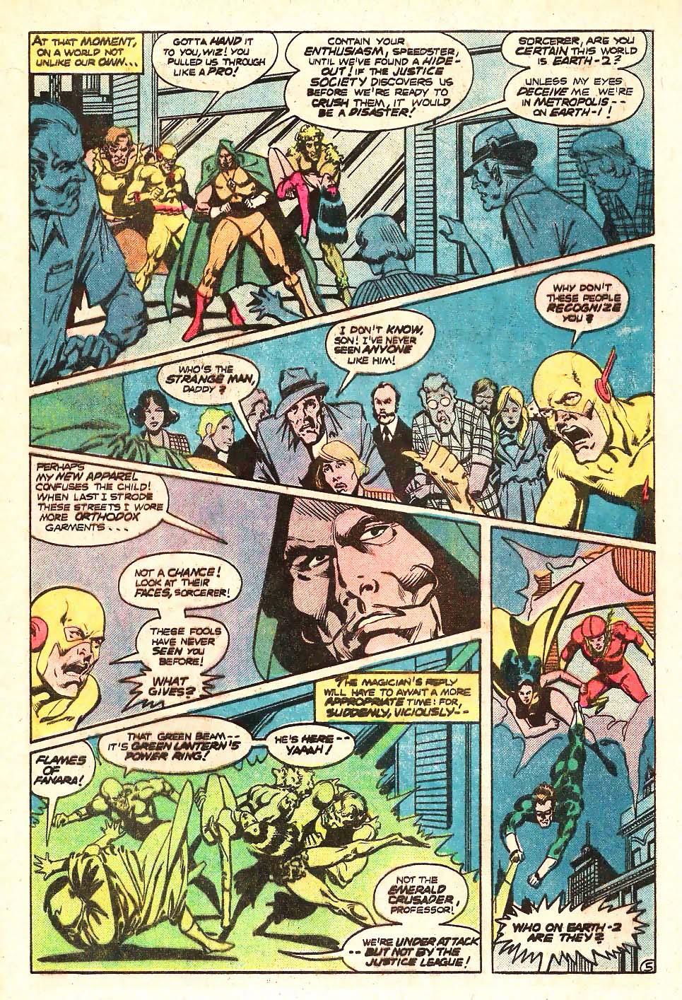 Read online Secret Society of Super-Villains comic -  Issue #13 - 6