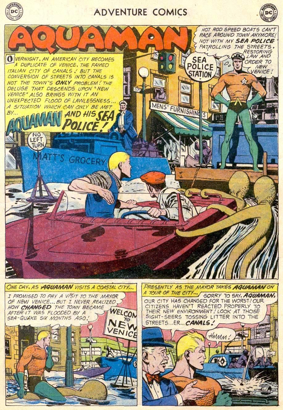 Read online Adventure Comics (1938) comic -  Issue #264 - 17
