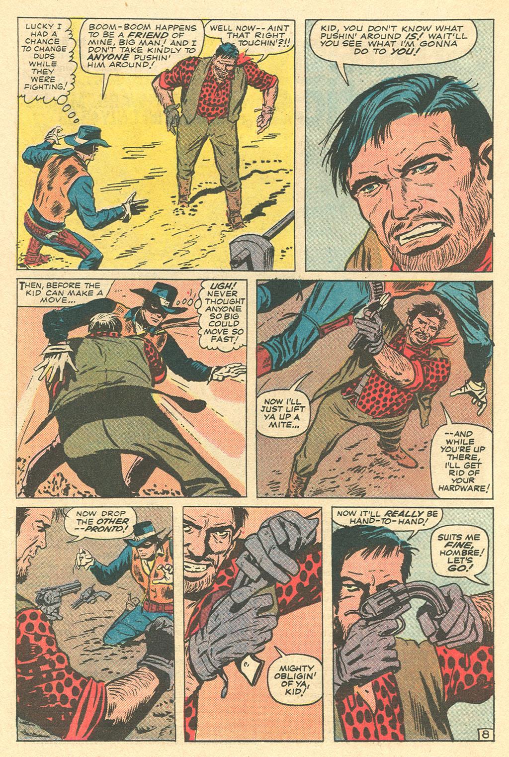 Read online Two-Gun Kid comic -  Issue #105 - 12