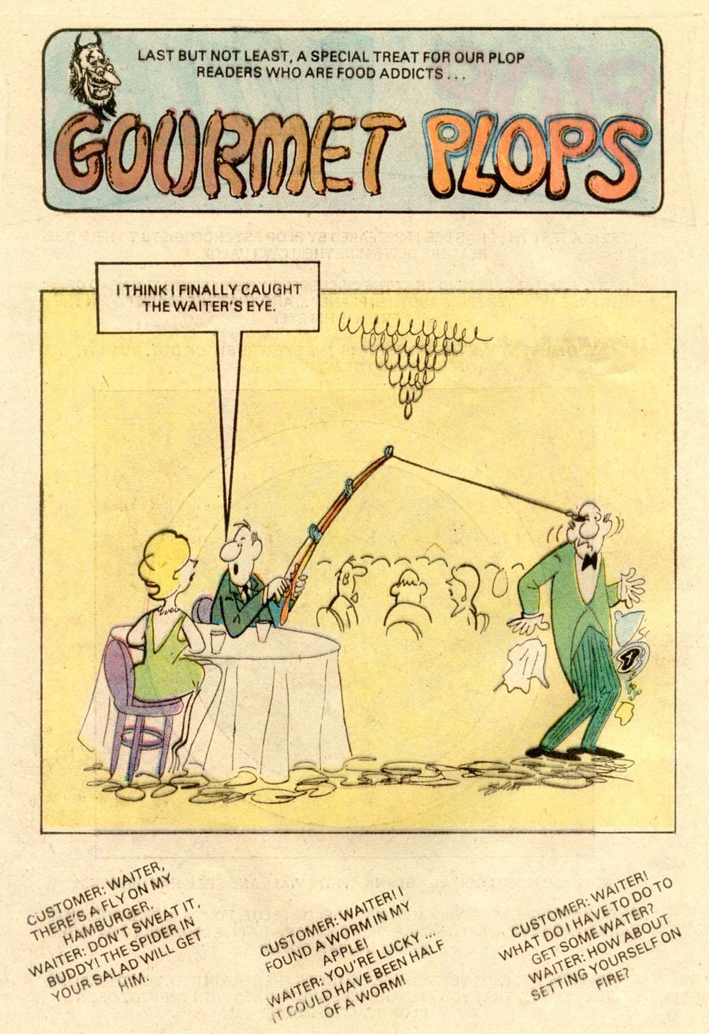 Read online Plop! comic -  Issue #21 - 44