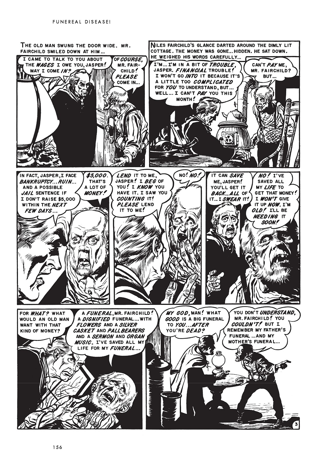 Read online Sucker Bait and Other Stories comic -  Issue # TPB (Part 2) - 71