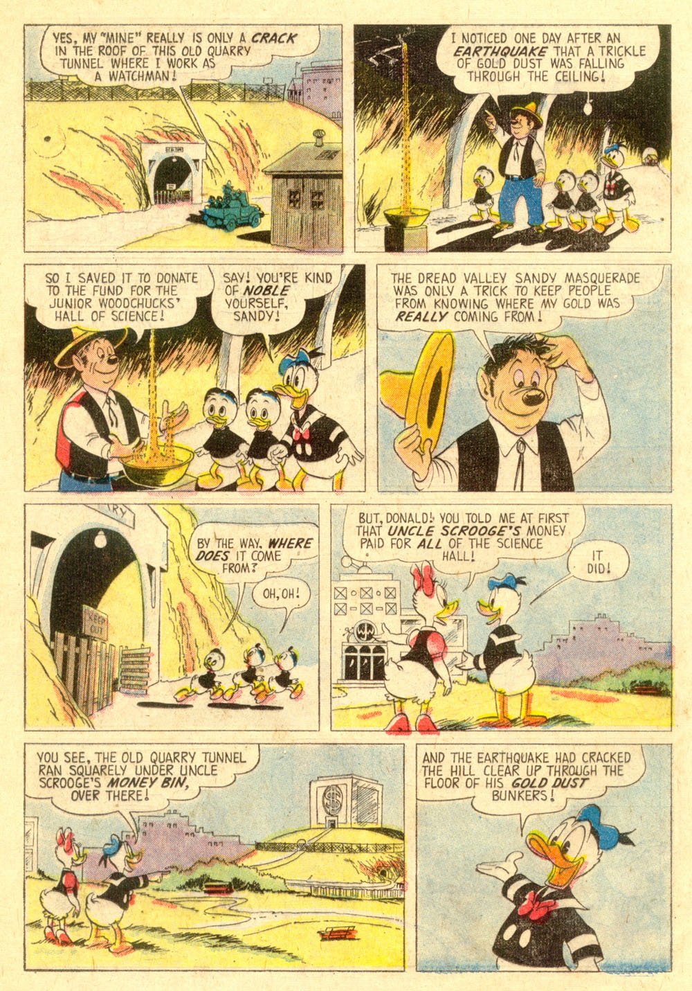 Walt Disney's Comics and Stories issue 221 - Page 12