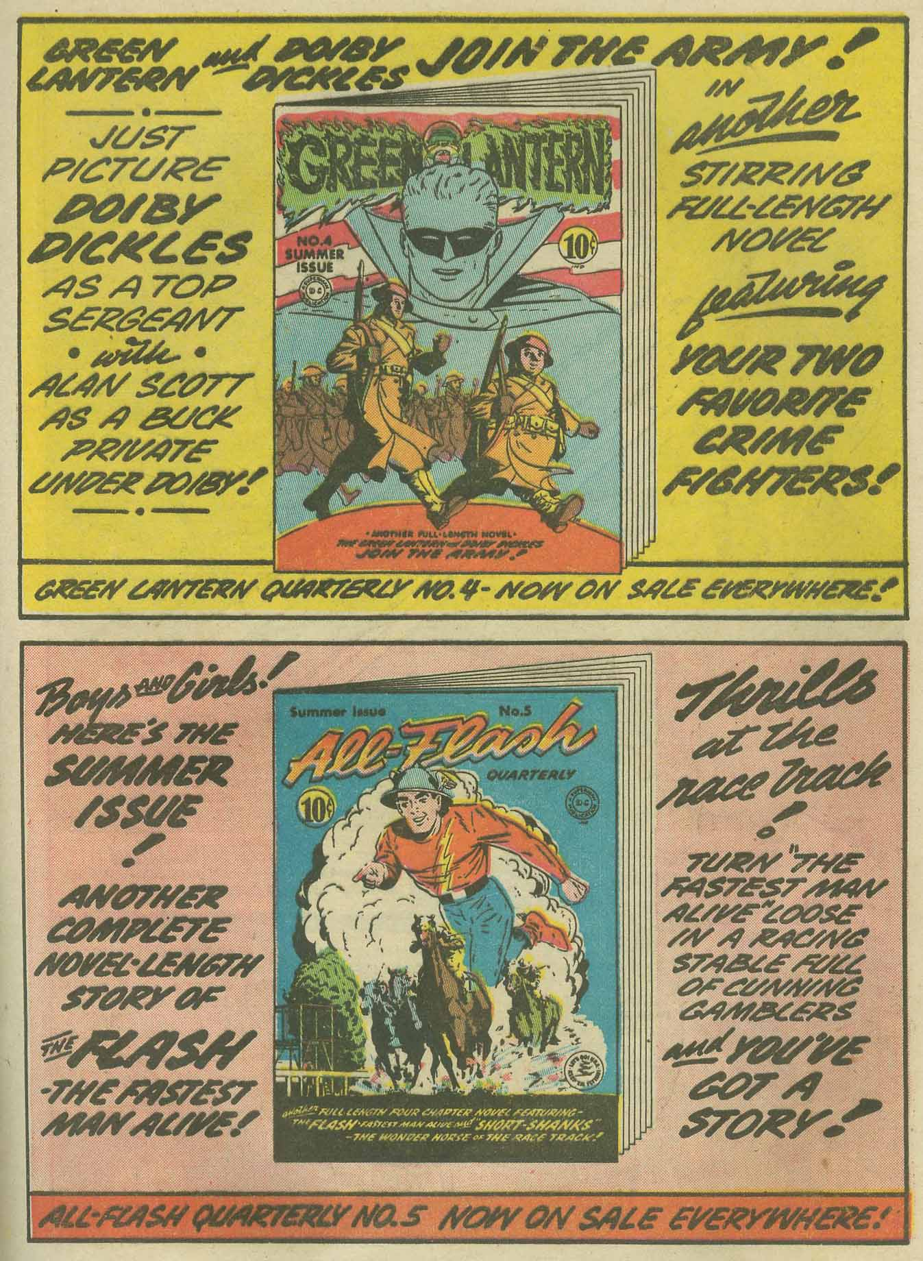 Read online Sensation (Mystery) Comics comic -  Issue #9 - 55