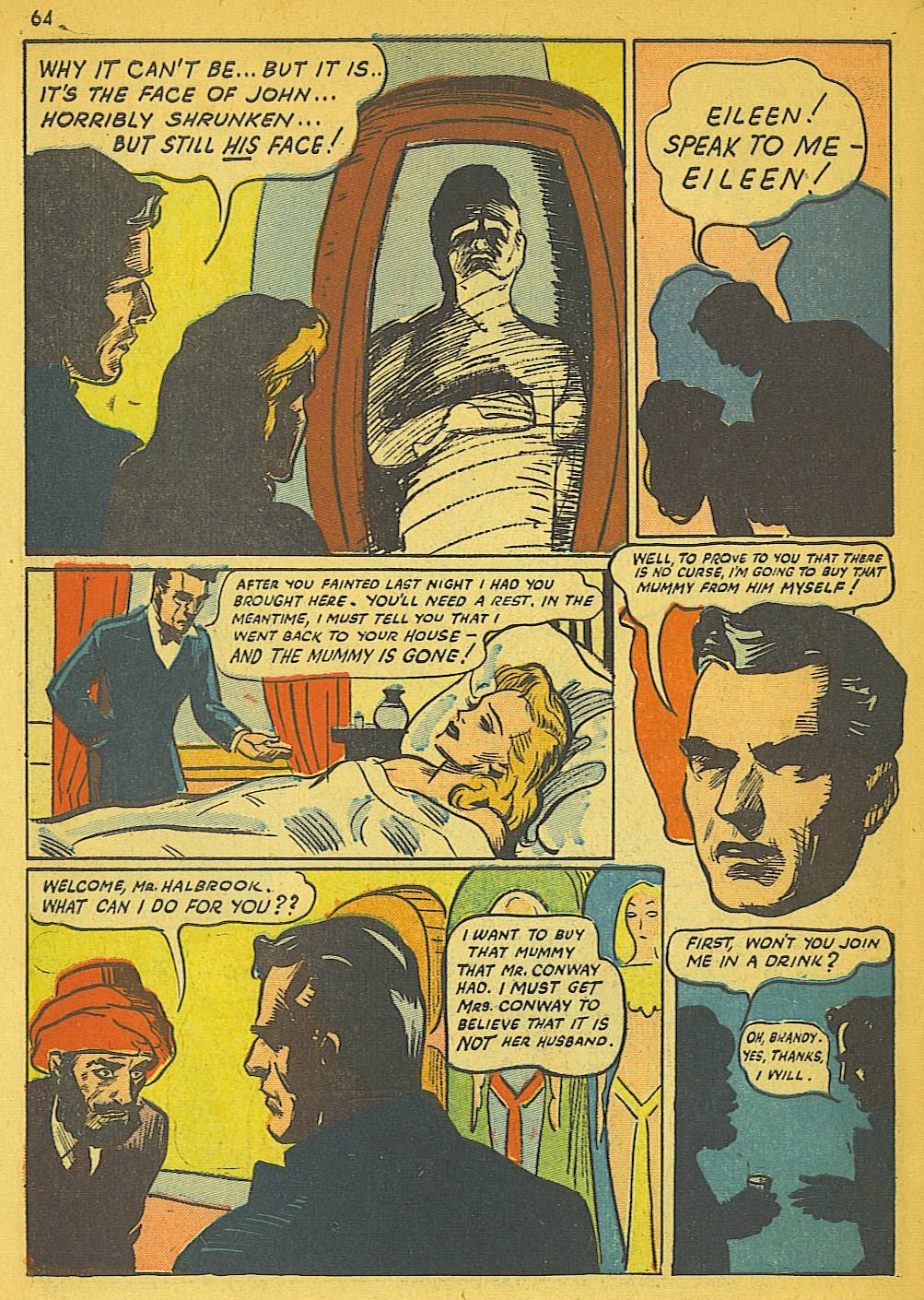 Read online Super-Magician Comics comic -  Issue #19 - 56