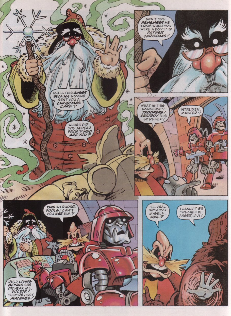 Read online Sonic the Comic comic -  Issue #93 - 27