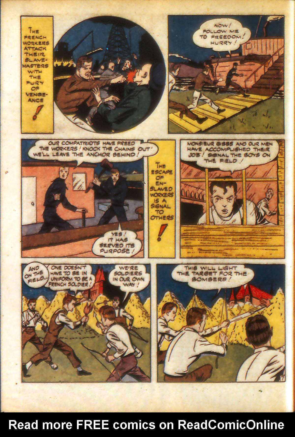 Read online Adventure Comics (1938) comic -  Issue #88 - 56