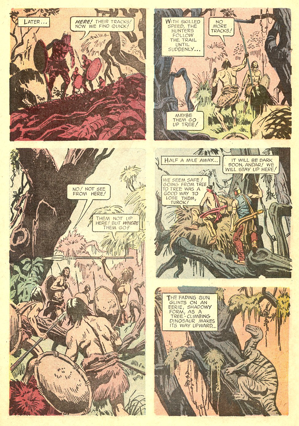 Read online Turok, Son of Stone comic -  Issue #68 - 22