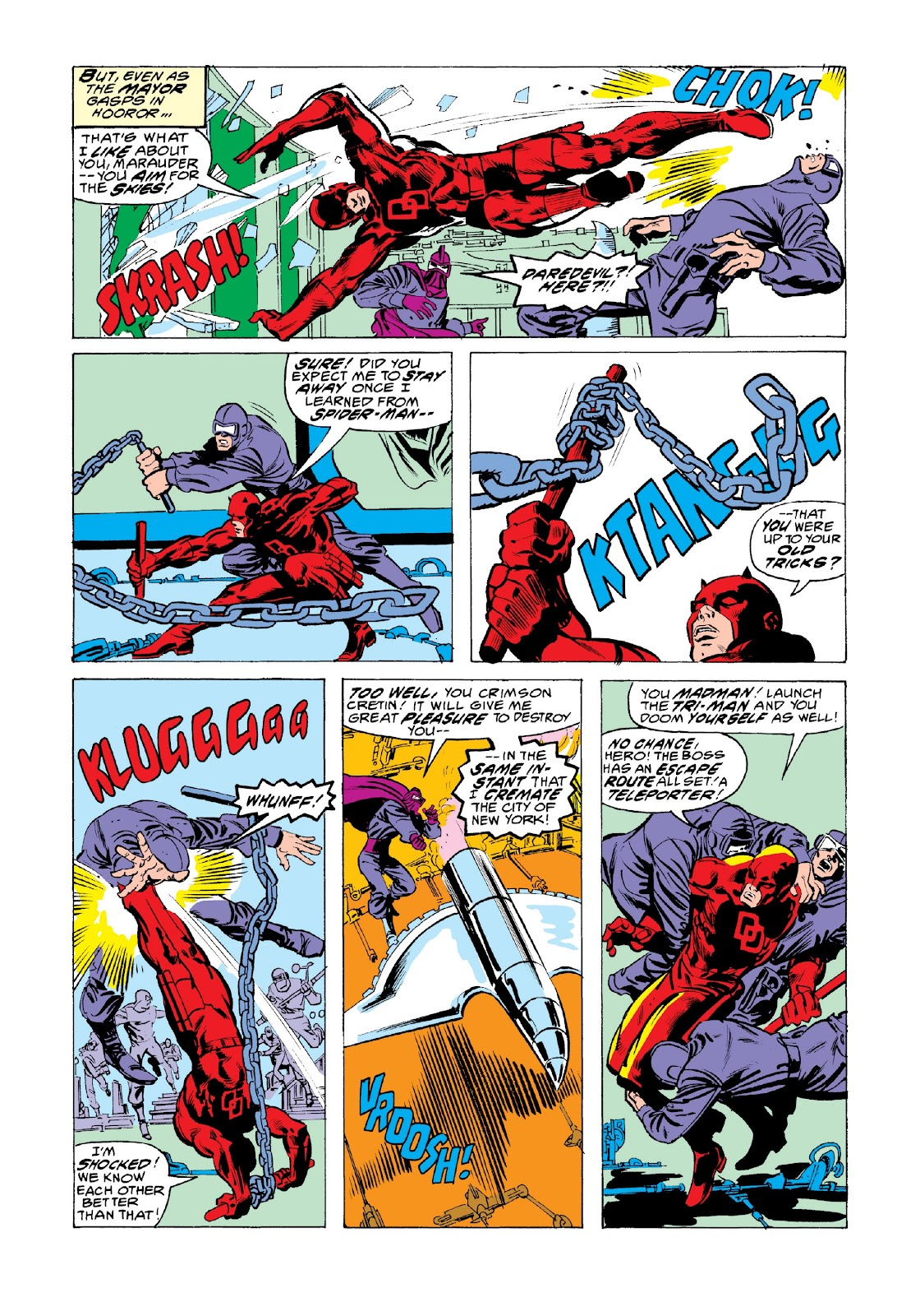 Read online Marvel Masterworks: The Spectacular Spider-Man comic -  Issue # TPB 2 (Part 3) - 23