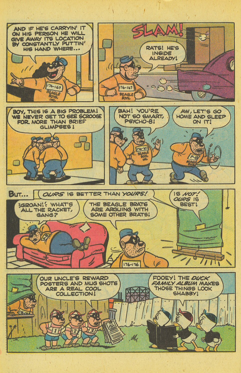 Read online Uncle Scrooge (1953) comic -  Issue #158 - 28