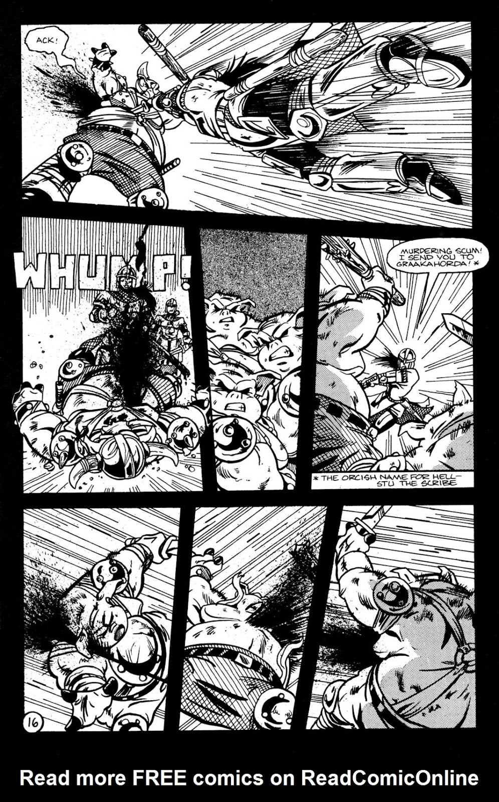 The Realm (1986) issue 9 - Page 18