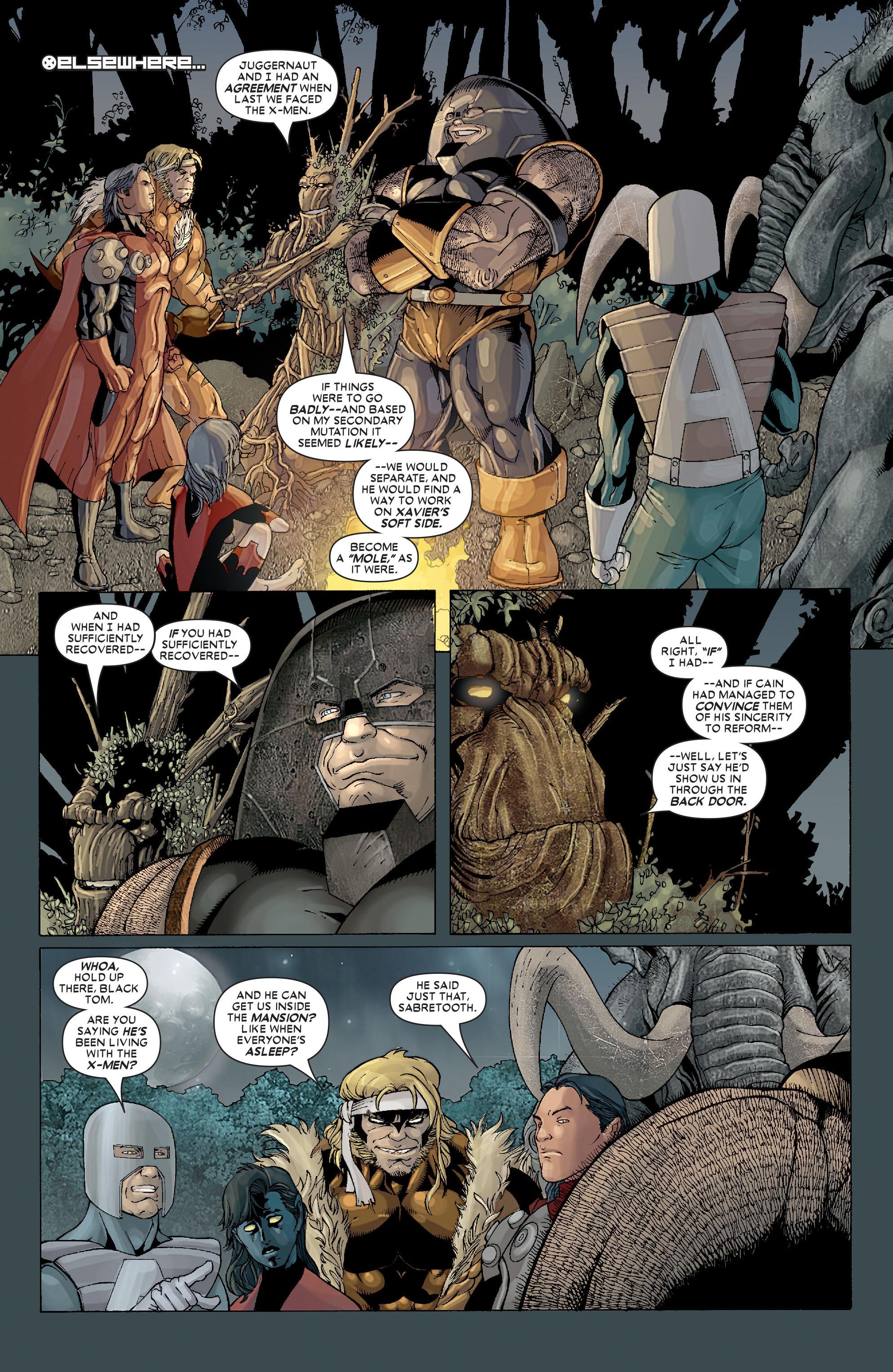 X-Men (1991) 162 Page 4