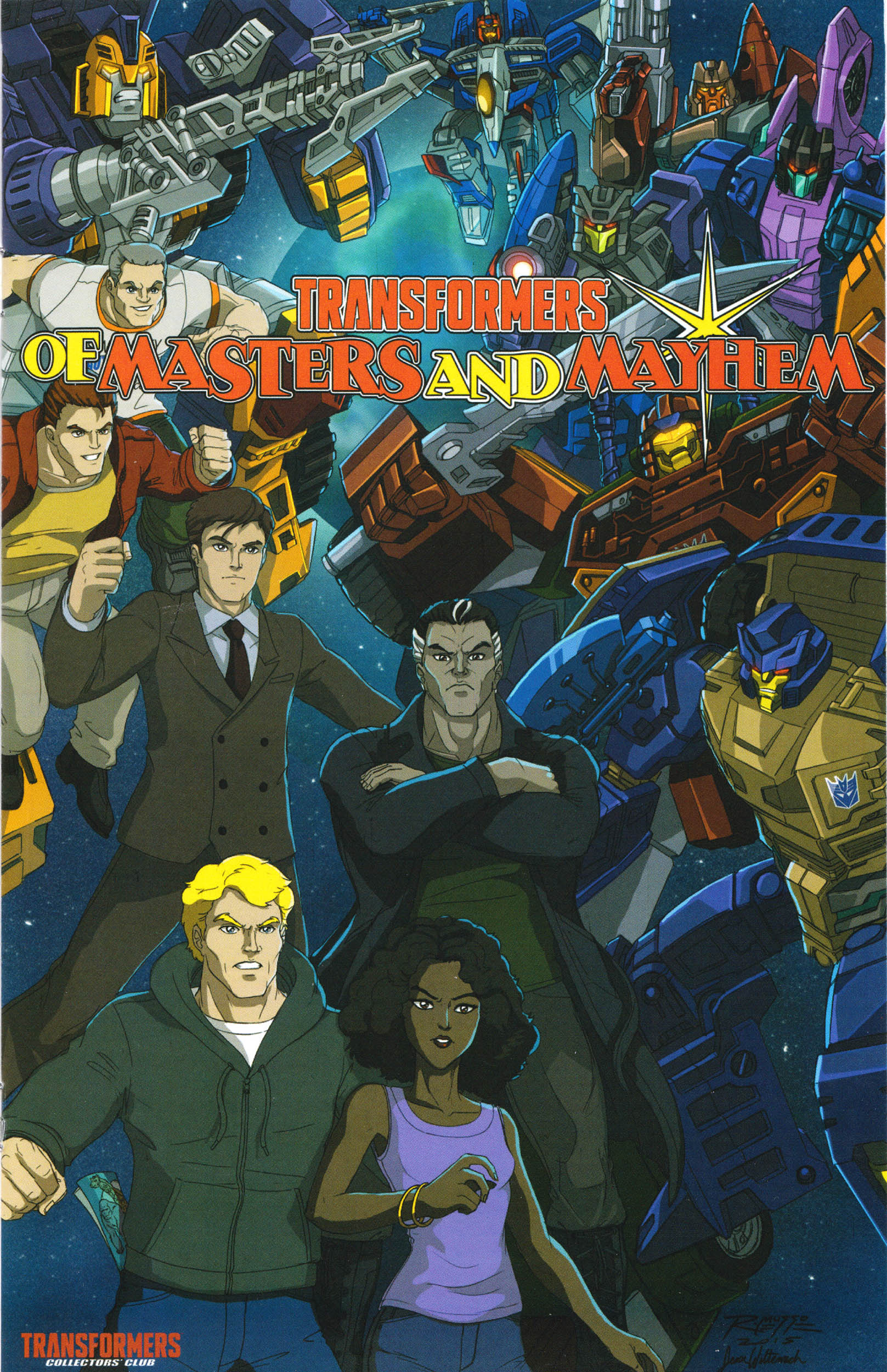 Read online Transformers: Collectors' Club comic -  Issue #67 - 7