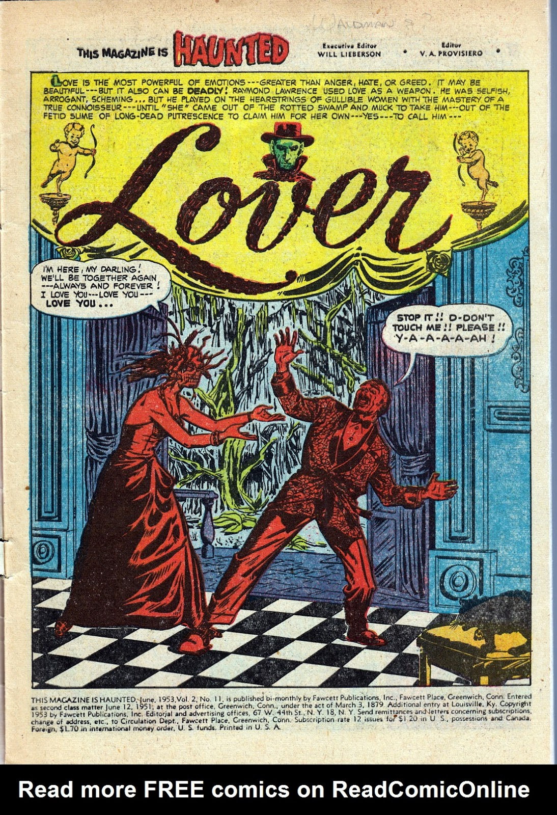 Read online This Magazine Is Haunted comic -  Issue #11 - 3