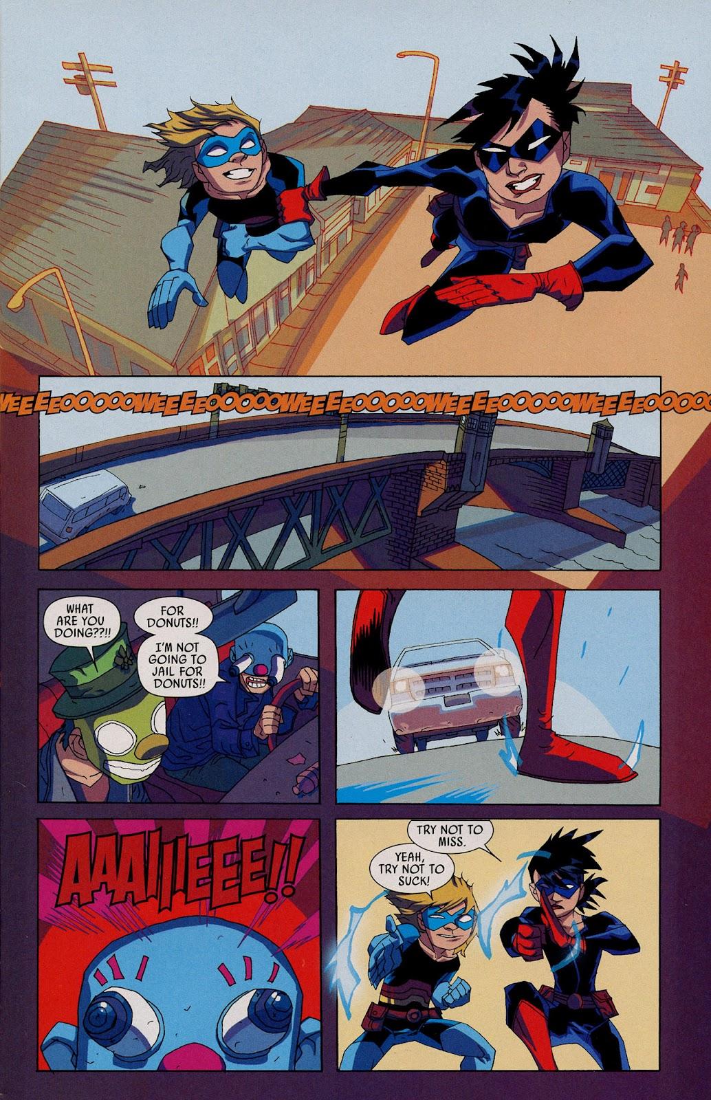 Read online Takio (2012) comic -  Issue #1 - 9