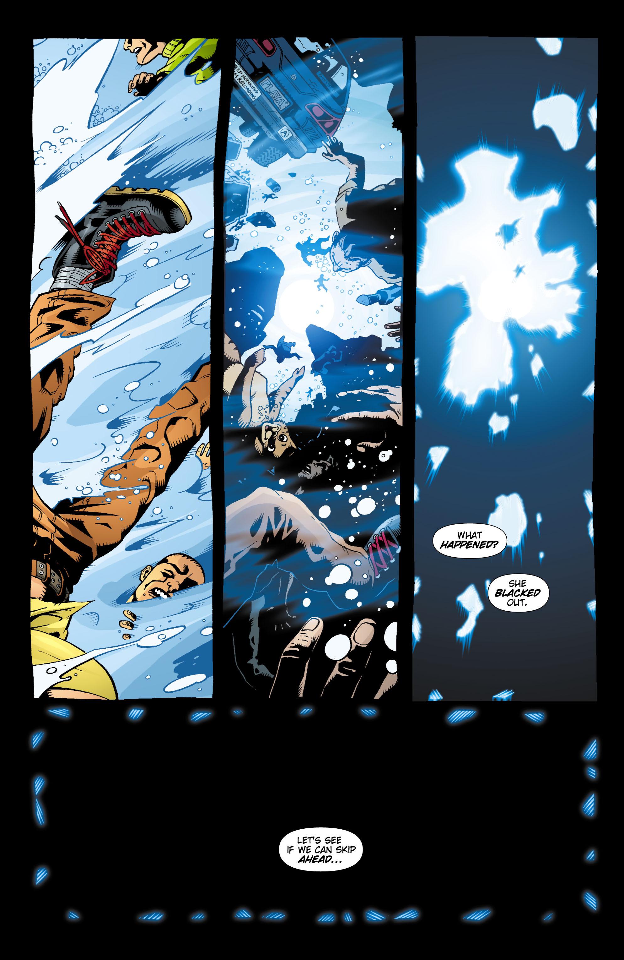 Read online Aquaman (2003) comic -  Issue #16 - 21