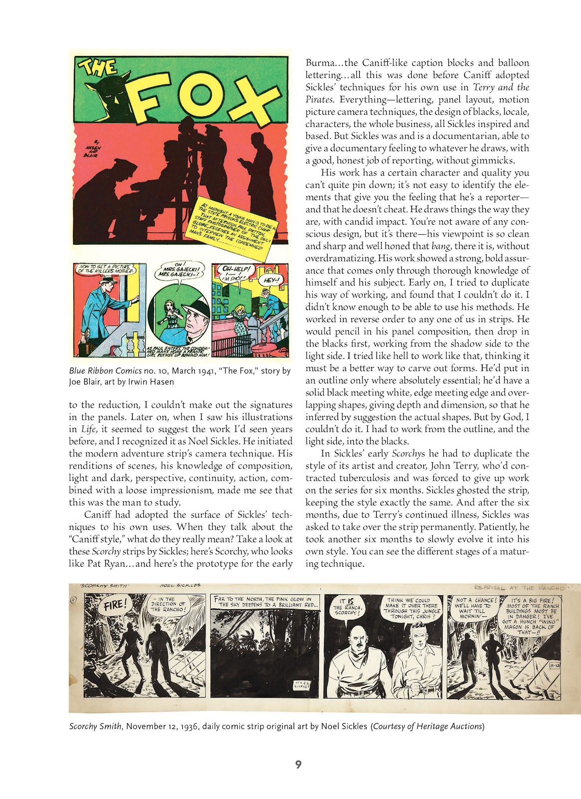 Read online Setting the Standard: Comics by Alex Toth 1952-1954 comic -  Issue # TPB (Part 1) - 8