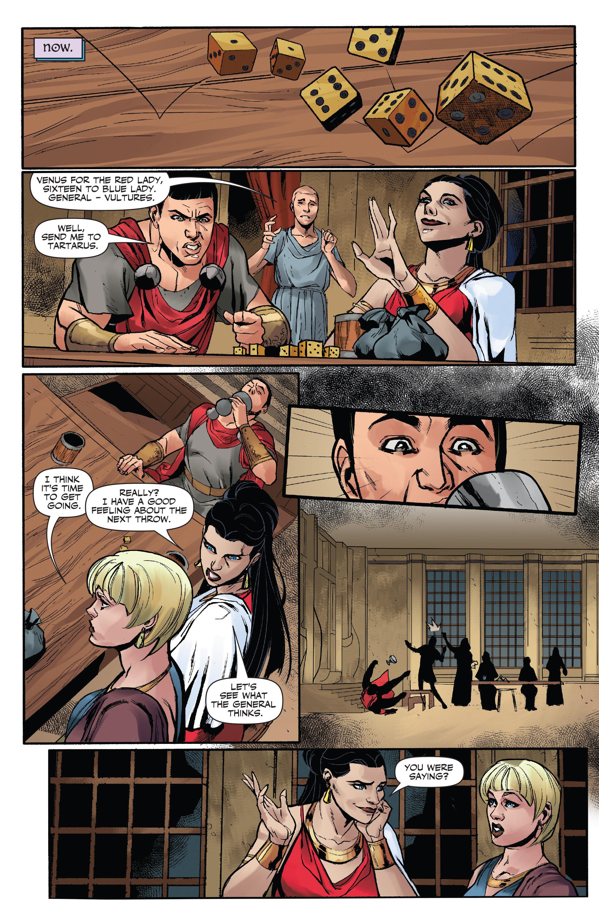 Read online Xena: Warrior Princess (2016) comic -  Issue #3 - 14