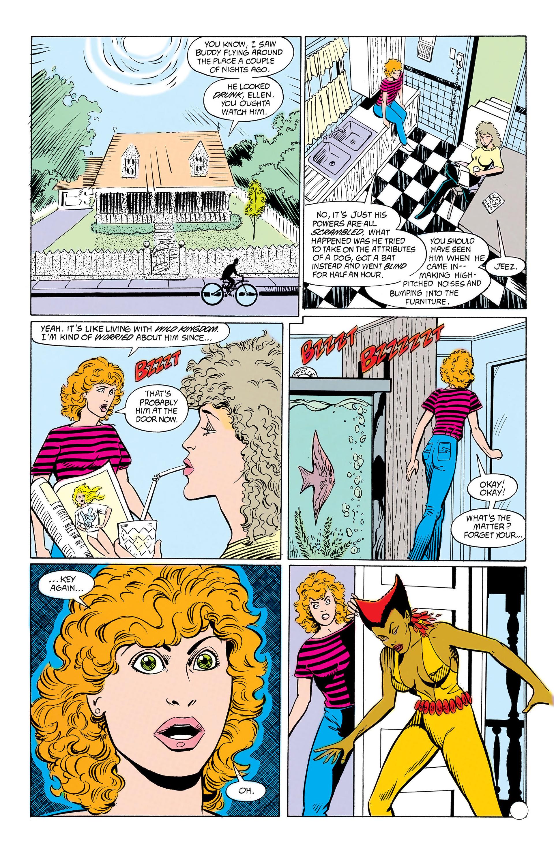 Read online Animal Man (1988) comic -  Issue #10 - 28