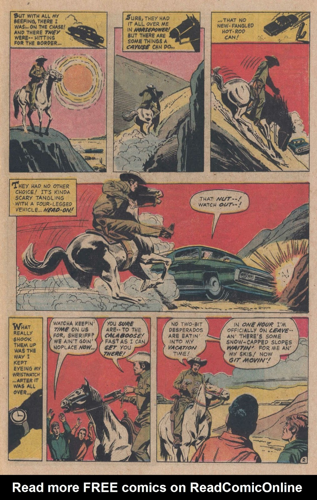 Read online Strange Sports Stories (1973) comic -  Issue #5 - 20