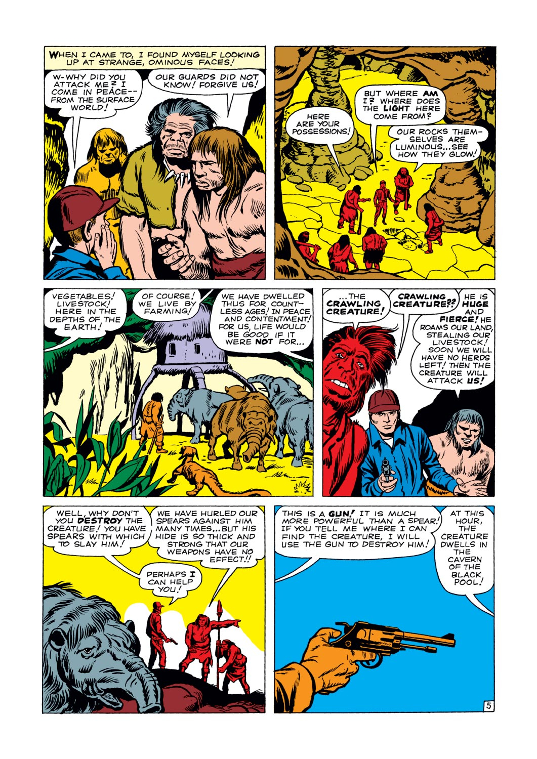 Tales to Astonish (1959) issue 22 - Page 6