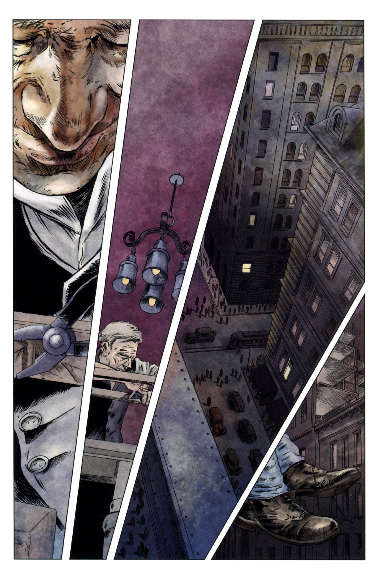 Read online Severed comic -  Issue #4 - 8