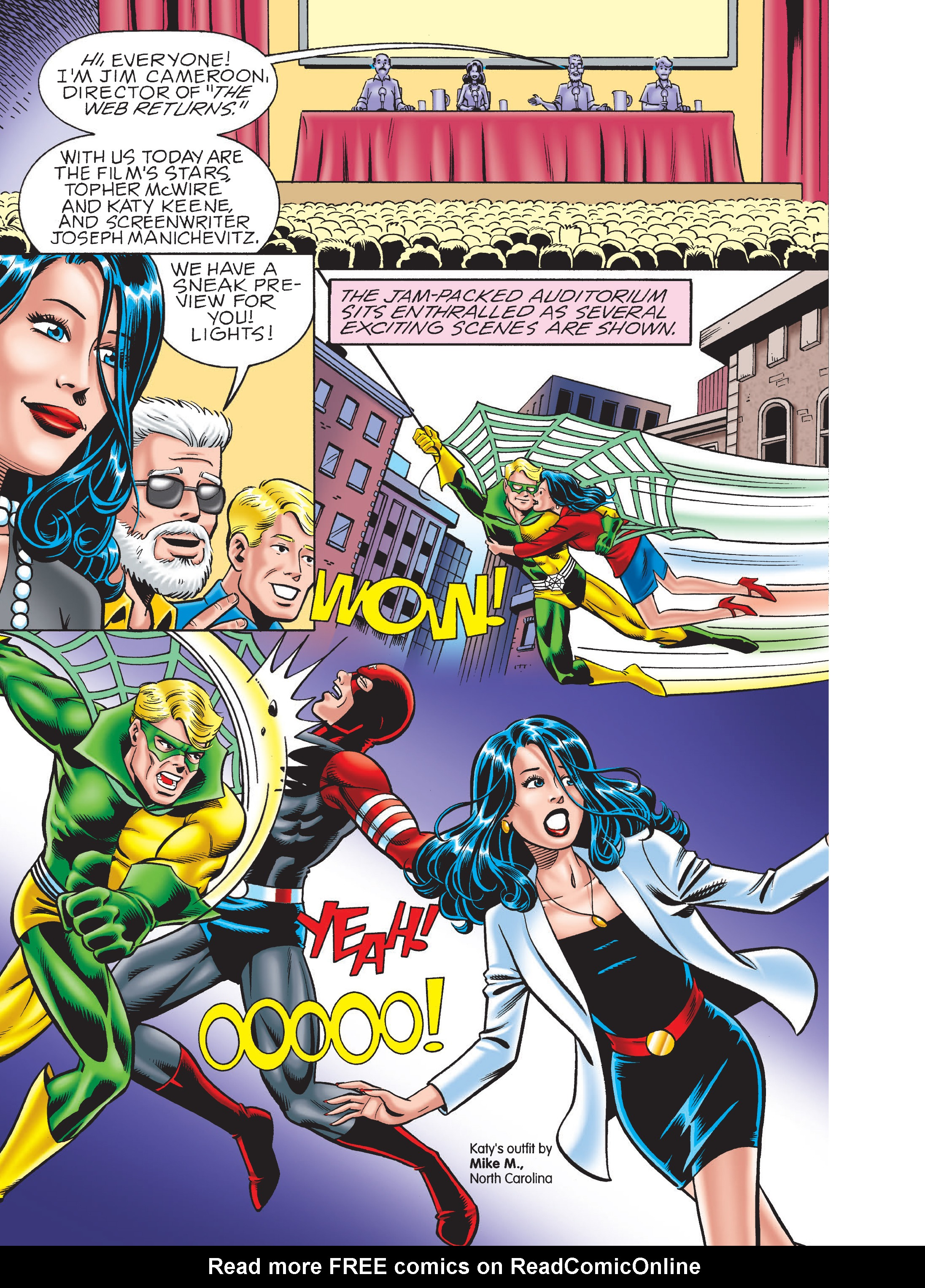 Read online Archie 75th Anniversary Digest comic -  Issue #5 - 197