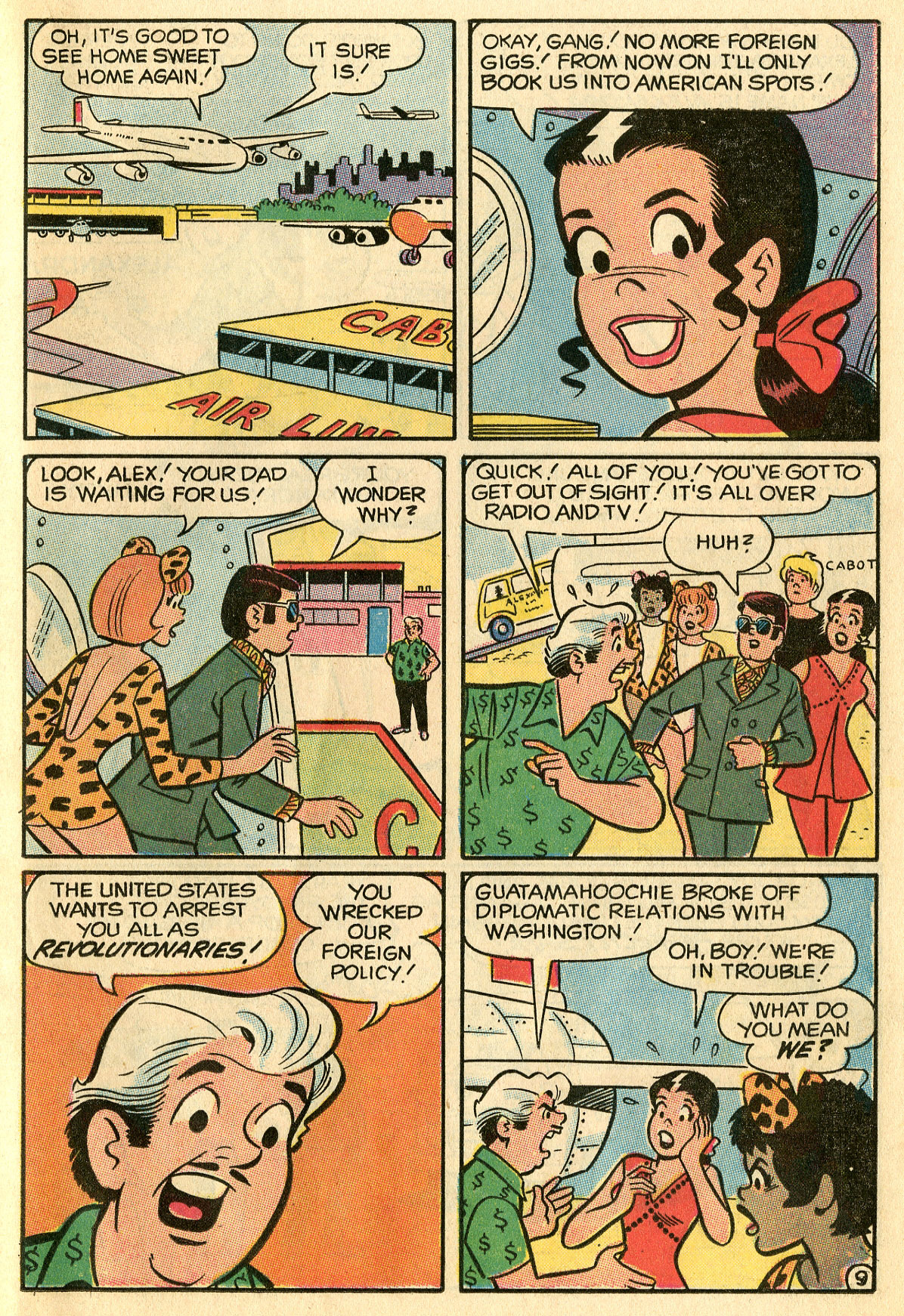 Read online She's Josie comic -  Issue #51 - 22
