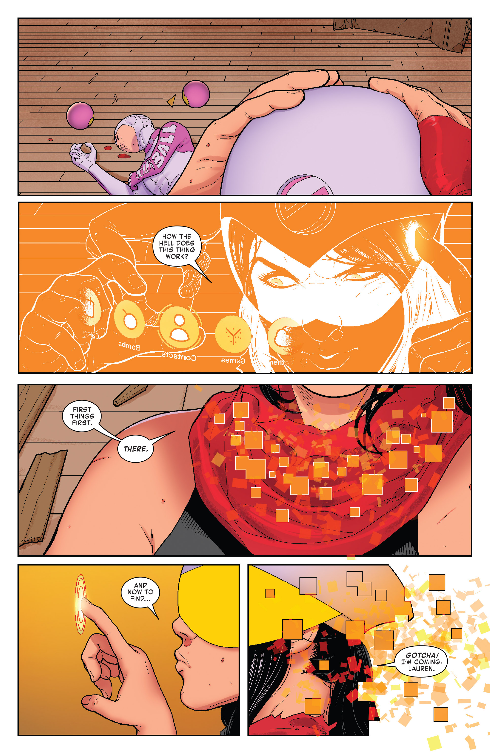 Read online Elektra (2017) comic -  Issue #4 - 20