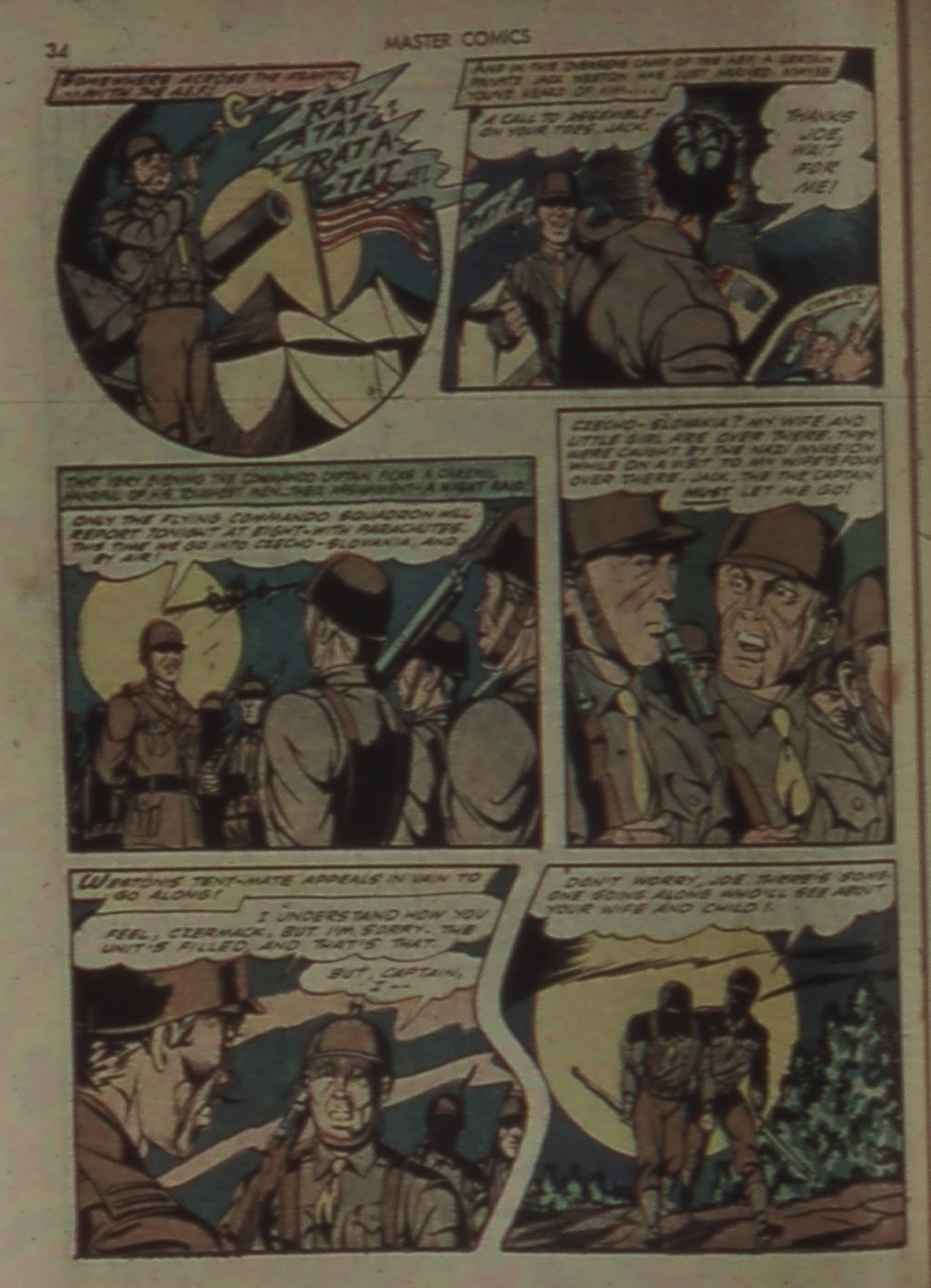 Master Comics issue 31 - Page 34