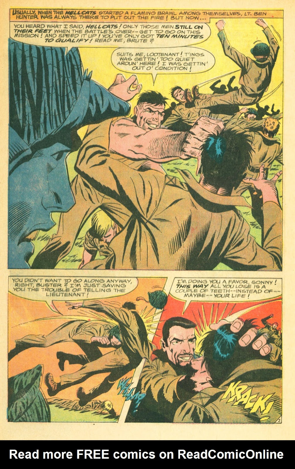 Our Fighting Forces (1954) issue 111 - Page 4